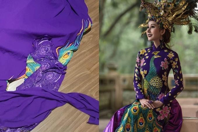 Người đẹp Chi Nguyễn dự thi
