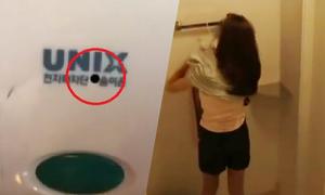 30 khách sạn Hàn Quốc bị phát hiện lắp camera bí mật