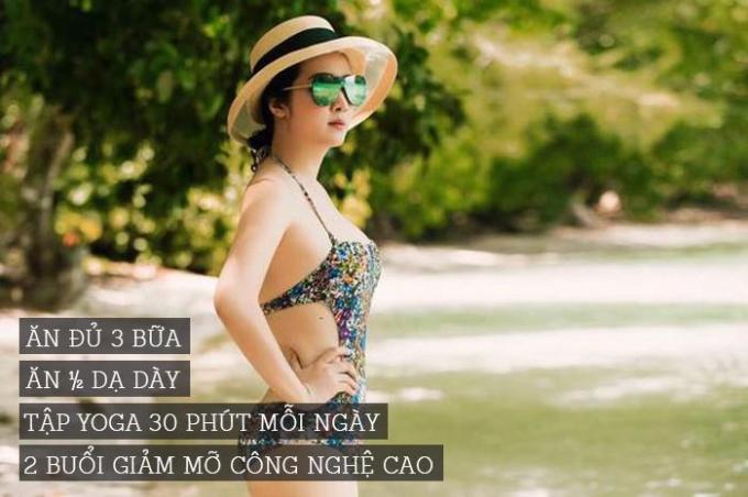Cách sao Việt đạt mục tiêu giảm cân chỉ trong hai tuần - 4
