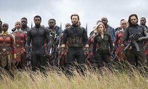 Marvel thưởng 1.000 USD cho người xem trọn loạt phim 'Avengers'