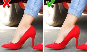 5 quy tắc quan trọng khi chọn giày cao gót để tránh đau chân