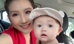 Á hậu Biển 2016 Bảo Như làm mẹ đơn thân