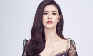 Trương Quỳnh Anh khoe nhan sắc tuổi 30