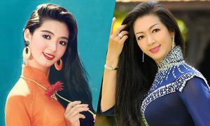 Nhan sắc Hoa hậu Điện ảnh 1992 Thanh Xuân ngày ấy và bây giờ
