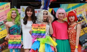 9X tranh vé phẫu thuật thẩm mỹ miễn phí theo đuổi giấc mơ Hoa hậu chuyển giới