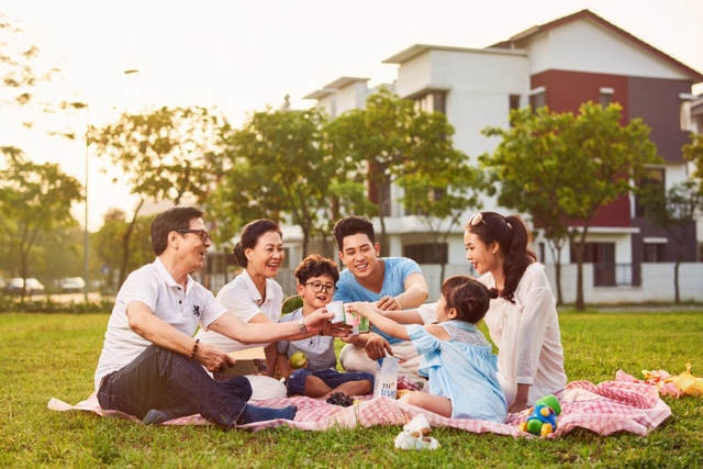 Gamuda Gardens làđiểm đến cho các hoạt động gia đình và cộng đồng.