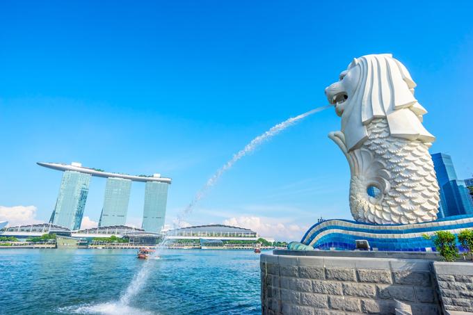 Vì sao Singapore lại được gọi là đảo quốc sư tử dù không có sư tử