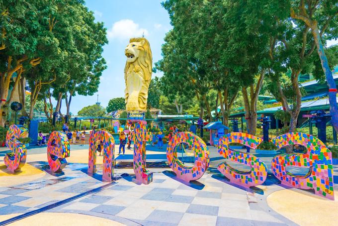 Vì sao Singapore lại được gọi là đảo quốc sư tử dù không có sư tử - 1