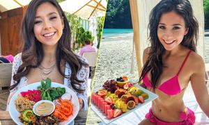 Ăn chay trường suốt 6 năm, nữ blogger mất kinh nguyệt, rối loạn tiêu hóa