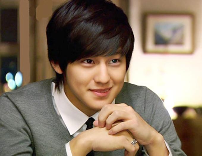 Vào vai anh chàng Gốmđào hoa So Lee Jeong, Kim Bum