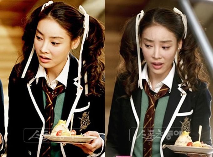 Jang Ja Yun đảm nhận vai diễn một trong mấy cô nữ sinh nhà giàu chảnh chọe, hay bắt nạt Jan Di. Khi đó, nữ diễn viên đã 29 tuổi và vẫn là một tên tuổi mờ nhạt của showbiz Hàn.