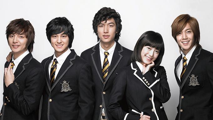 Đầu năm 2009, phim truyền hình Vườn sao băng phiên bản Hàn (Boys Over Flowers) tạo nên làn sóng yêu thích rộng khắp, đưa dàn diễn viên chính trở thành ngôi sao trên màn ảnh Hàn.