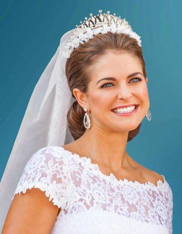 Công chúa Madeleine của Thụy Điển, Nữ Công tước xứ Hälsingland và Gästrikland, là con út và con gái thứ hai của Vua Carl XVI Gustaf với Hoàng hậu Silvia của Thụy Điển. Cô đứng thứ ba trong dòng kế vị ngai vàng Thụy Điển.