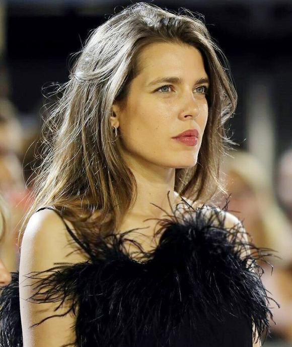 Charlotte Marie Pomeline Casiraghi (sinh năm 1986) là con thứ hai của Caroline, Công chúa xứ Hanover và Stefano Casiraghi, một nhà công nghiệp người Italy. Cô đứng thứ 11 trong danh sách thừa kế ngai vàng của Monaco. Ông bà ngoại của cô là Rainier III, Hoàng tử xứ Monaco và nữ diễn viên người Mỹ Grace Kelly.