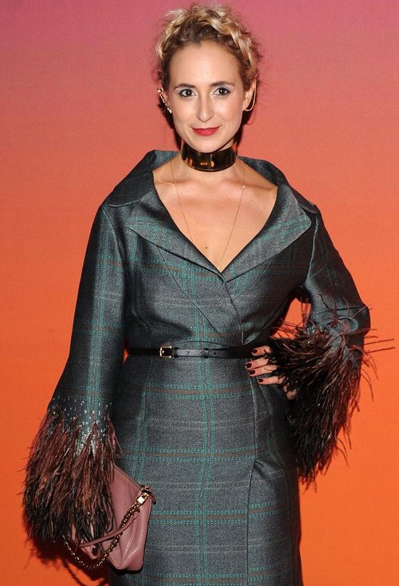 Công chúa Elisabeth von Thurn und Taxis (sinh năm 1982) của Đức, là là biên tập viên phong cách cho tạp chí Vogue từ năm 2012.