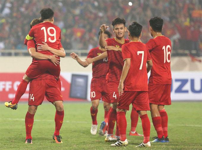 Việt Nam có giải đấu thành công dù khởi đầu không như ý.