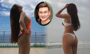 Loạt bikini 'đốt mắt' người nhìn của bạn gái Đặng Văn Lâm