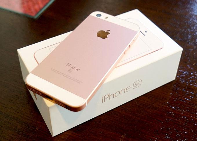 Apple bán lại iPhone SE giá rẻ