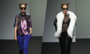 Nữ sinh Việt bất ngờ được mời diễn tại Seoul Fashion Week