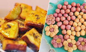 7 biến tấu từ khoai lang dân dã vừa rẻ vừa chống ung thư