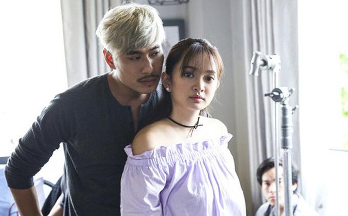 Kiều Minh Tuấn và Kaity Nguyễn thăng hạng thành sao nhờ phim Em chưa 18.