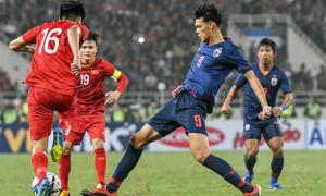 Cầu thủ Thái bị báo nhà chấm điểm thấp vì 'mất kiểm soát'