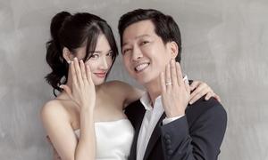Nhã Phương: 'Tôi bớt mơ mộng từ khi cưới Trường Giang'