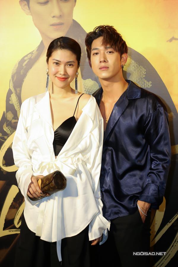 Thu Hằng phủ nhận tin đồn cô yêu ca sĩ kém tuổi Song Luân.