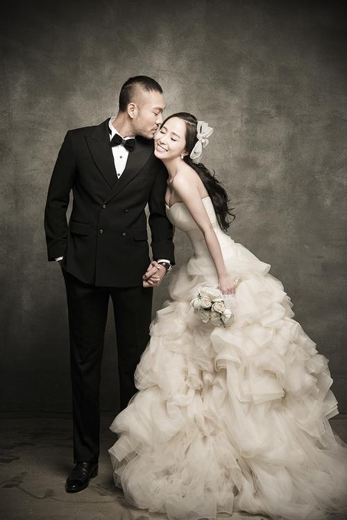 Cô và người mẫu Doãn Tuấn từng có 4 năm chung sống hạnh phúc.