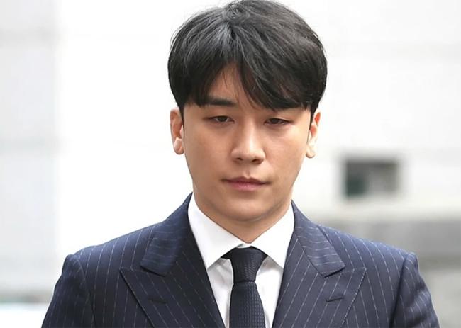 Thành viên Big Bang, Seungri.