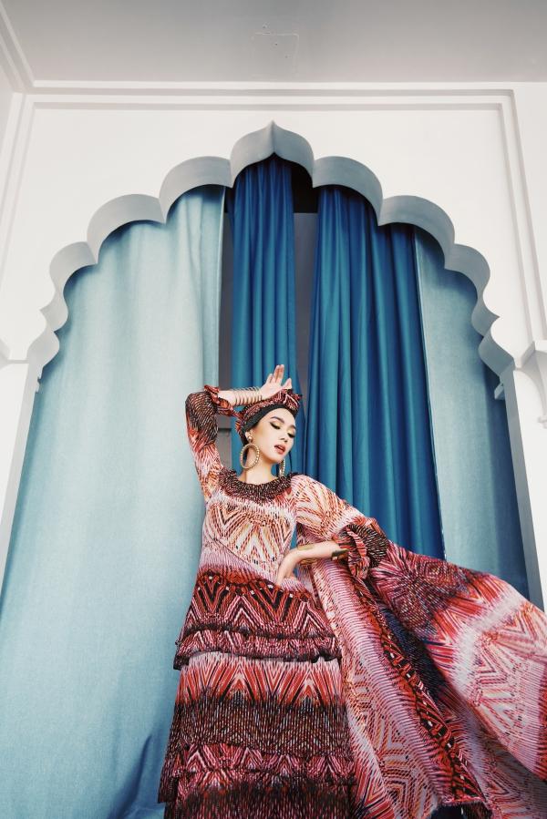 Những chiếc khăn turban