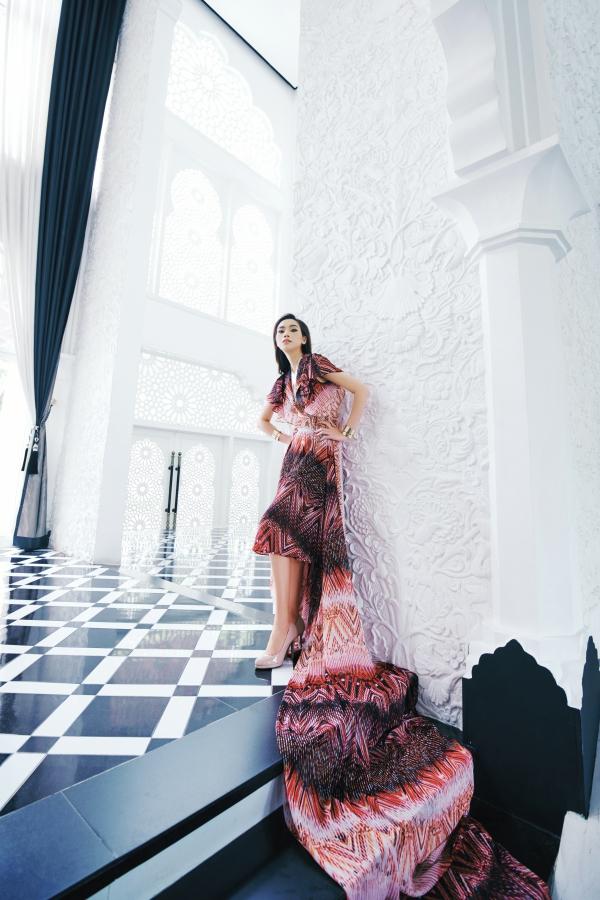 Show thời trang giới thiệu bộ sưu tập mới của Vincent Đoàn sẽ diễn ra vào ngày 31/3 tại TP HCM.