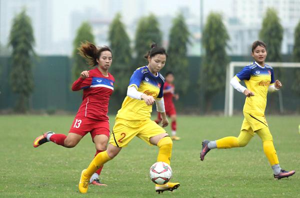 HLV Mai Đức Chung chốt danh sách tuyển nữ, lên đường dự vòng loại Olympic 2020 - 1