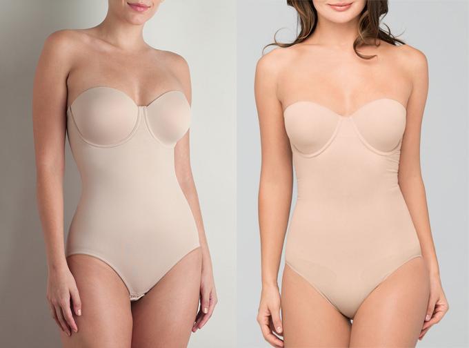 Bodysuit màu nude - lựa chọn sáng suốt của nàng rich kid 22 tuổi.
