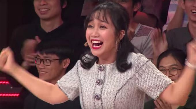 Ốc Thanh Vân và khán giả hú hét khi thấy Đan Trường trong show truyền hình - 3