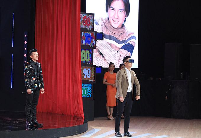 Ốc Thanh Vân và khán giả hú hét khi thấy Đan Trường trong show truyền hình