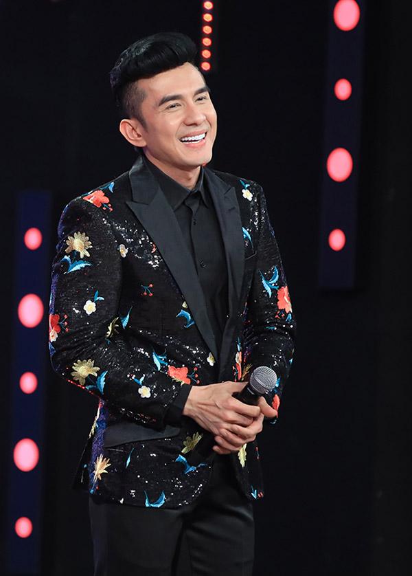Ốc Thanh Vân và khán giả hú hét khi thấy Đan Trường trong show truyền hình - 1