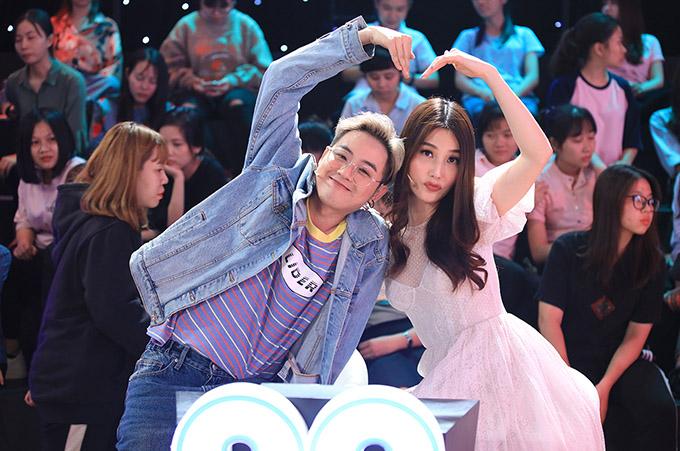 Ốc Thanh Vân và khán giả hú hét khi thấy Đan Trường trong show truyền hình - 4
