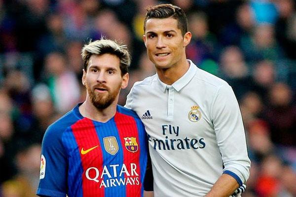 Messi: 'Tôi và Ronaldo khác với phần còn lại' - Ngôi sao