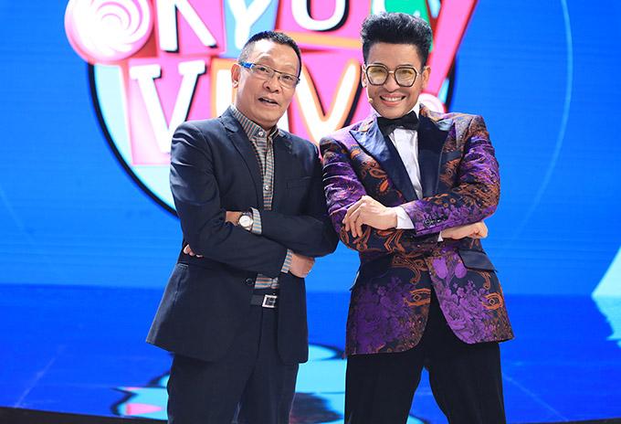 Ốc Thanh Vân và khán giả hú hét khi thấy Đan Trường trong show truyền hình - 8