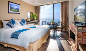 Khách Sạn Amazing Sapa nâng hạng phòng miễn phí vào dịp sinh nhật khách
