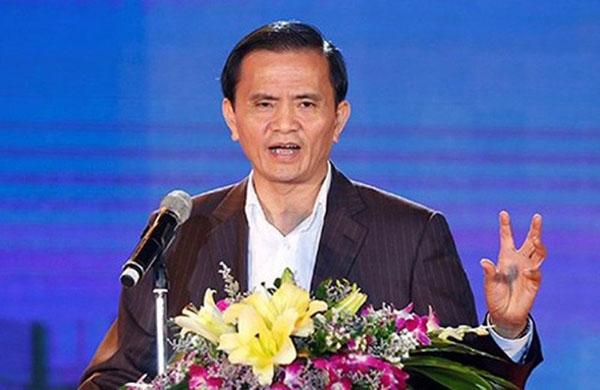 Ông Ngô Văn Tuấn khi còn đương chức.