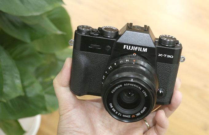 Fujifilm X-T30: Thiết bị cho người mê chụp ảnh