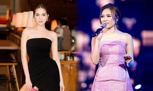 8 mỹ nhân Việt mặc đẹp nhất tuần