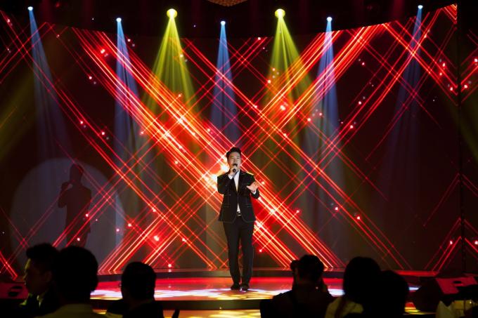 Chung Thanh Phong tổ chức show thời trang ánh sáng Wonder - 7