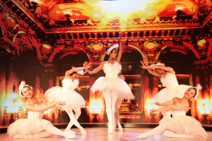 Chung Thanh Phong tổ chức show thời trang ánh sáng Wonder - 5
