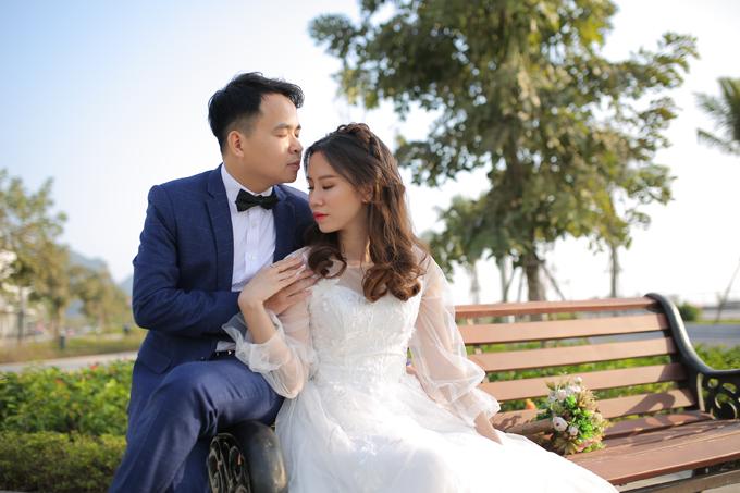 Vào tháng 2, uyên ương đã nên duyên vợ chồng và cùng sinh sống ở Hạ Long.