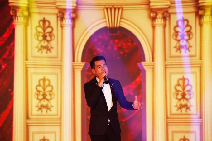 Chung Thanh Phong tổ chức show thời trang ánh sáng Wonder - 11
