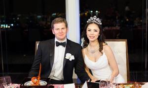 Hoa hậu Riyo Mori: 'Tôi kết hôn sau chưa đầy 1 tháng quen anh ấy'