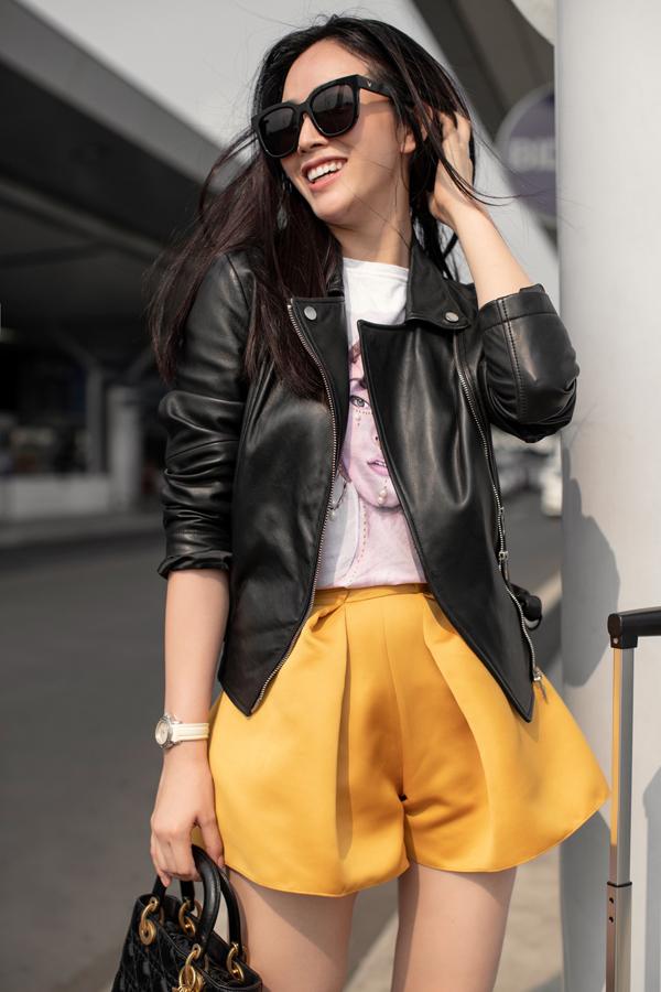 Bên cạnh những dự án phim điện ảnh và truyền hình, Mai Thanh Hà còn được yêu thích trong lĩnh vực dẫn dắt chương trình tại nhiều sự kiện.